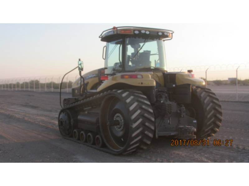 CATERPILLAR TRACTORES AGRÍCOLAS MT845E equipment  photo 5