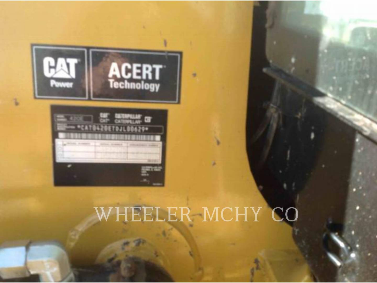 Detail photo of 2010 Caterpillar 420E from Construction Equipment Guide