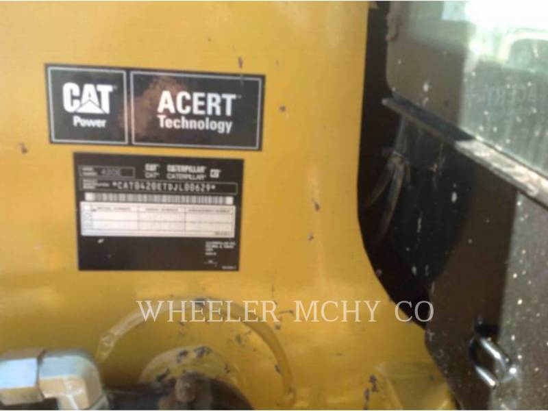 CATERPILLAR RETROESCAVADEIRAS 420EST equipment  photo 5
