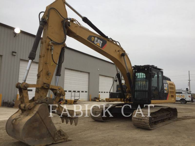 CATERPILLAR PELLES SUR CHAINES 324E HT equipment  photo 3