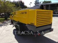 ATLAS-COPCO COMPRESOR DE AIRE XAS750CD equipment  photo 3