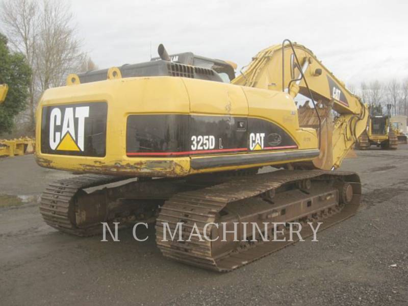 CATERPILLAR ESCAVADEIRAS 325D L equipment  photo 3