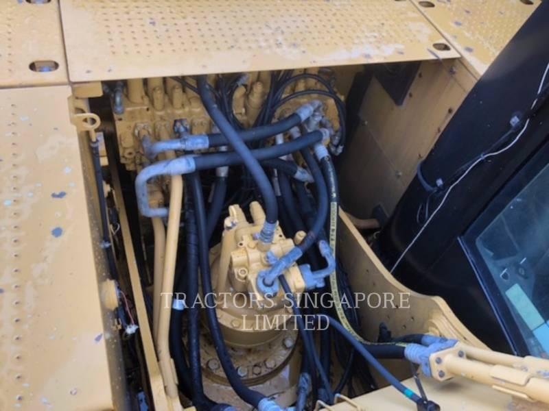 CATERPILLAR TRACK EXCAVATORS 320D equipment  photo 24