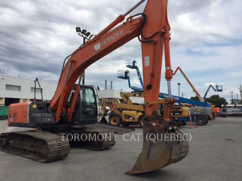 HITACHI PELLES SUR CHAINES ZX200LC3 equipment  photo 4