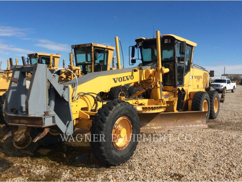 VOLVO CONSTRUCTION EQUIPMENT MOTOR GRADERS G960 equipment  photo 1