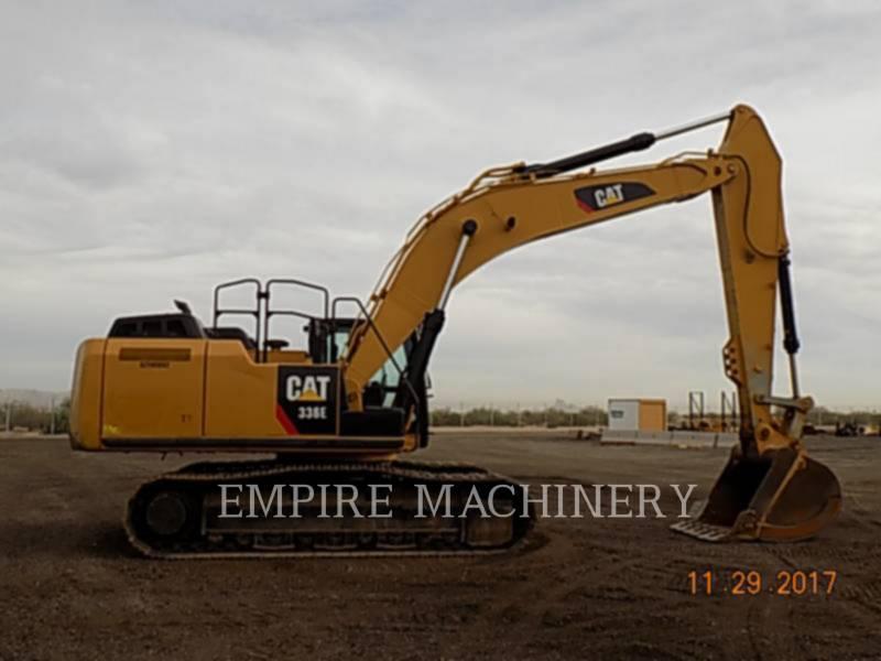 CATERPILLAR PELLES SUR CHAINES 336EL equipment  photo 9