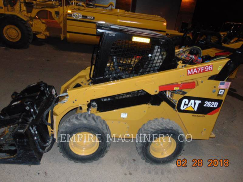 CATERPILLAR CHARGEURS COMPACTS RIGIDES 262D XPS equipment  photo 3