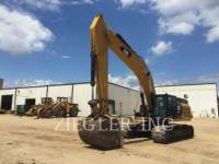 Equipment photo CATERPILLAR 349EL PELLES SUR CHAINES 1
