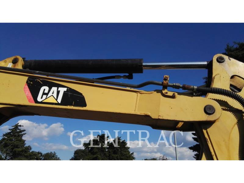 CATERPILLAR KETTEN-HYDRAULIKBAGGER 304CCR equipment  photo 13