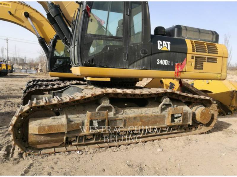 CATERPILLAR PELLES SUR CHAINES 340D2L equipment  photo 8