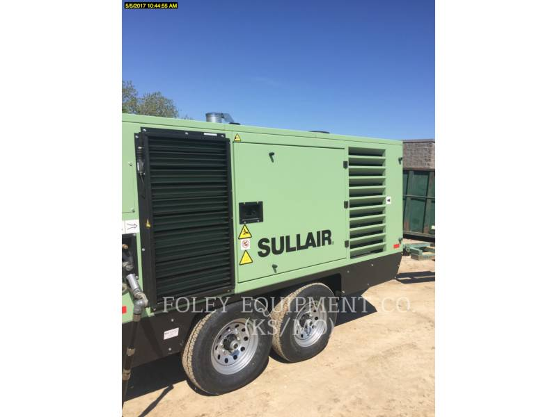 SULLAIR AIR COMPRESSOR 900HAF equipment  photo 2