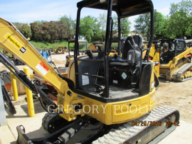CATERPILLAR KETTEN-HYDRAULIKBAGGER 303.5E CR equipment  photo 8