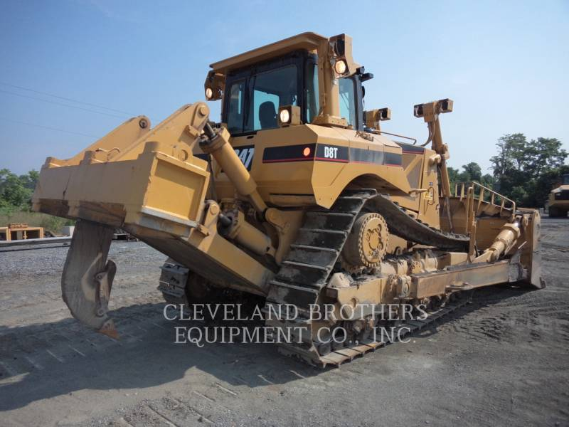 CATERPILLAR TRACK TYPE TRACTORS D8T R equipment  photo 3