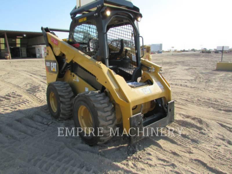 CATERPILLAR MINICARGADORAS 262D equipment  photo 2