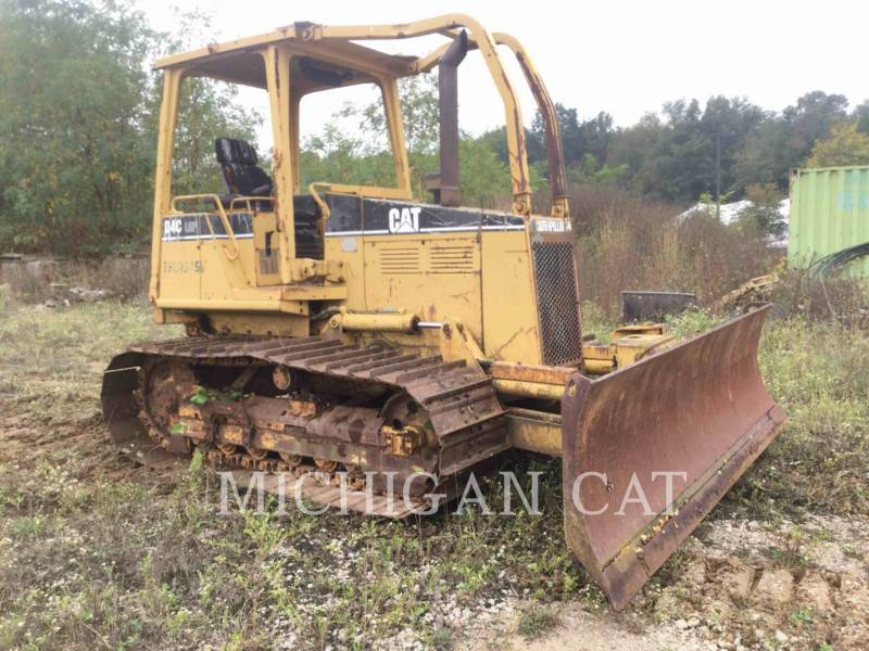 CATERPILLAR KETTENDOZER D4CIIILGP equipment  photo 3