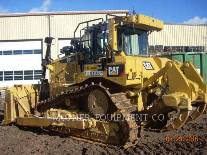 CATERPILLAR TRACK TYPE TRACTORS D6T XL equipment  photo 3