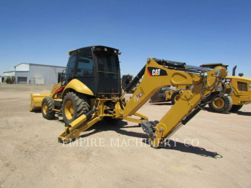 CATERPILLAR BACKHOE LOADERS 420F 4EC equipment  photo 3
