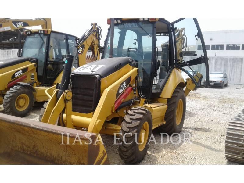 CATERPILLAR RETROEXCAVADORAS CARGADORAS 420EST equipment  photo 4