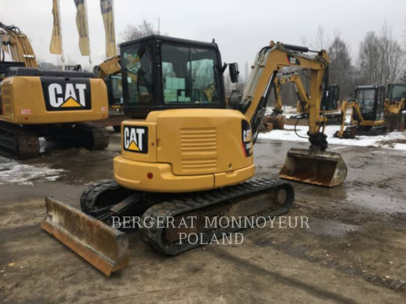 CATERPILLAR PELLES SUR CHAINES 305E CR equipment  photo 4
