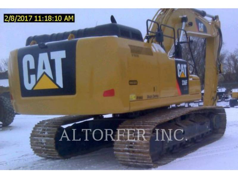CATERPILLAR トラック油圧ショベル 336FL XE equipment  photo 3