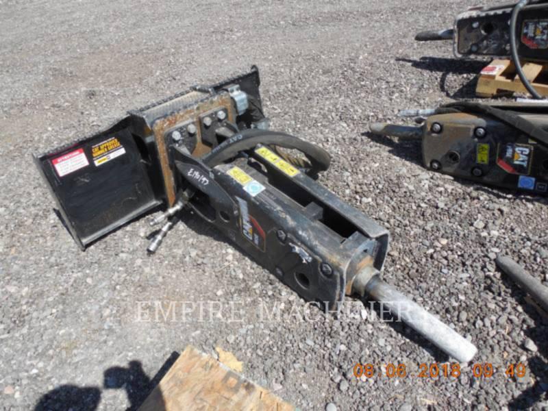CATERPILLAR NARZ. ROB.- MŁOT H65E SSL equipment  photo 1