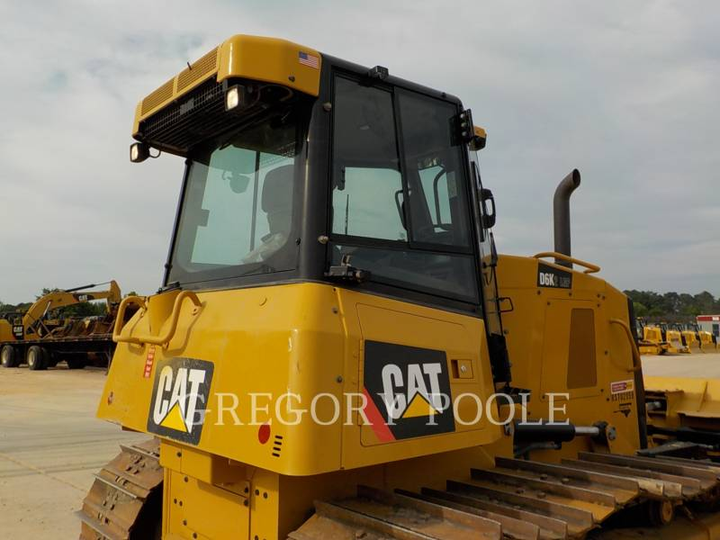 CATERPILLAR TRACTORES DE CADENAS D6K2 LGP equipment  photo 12