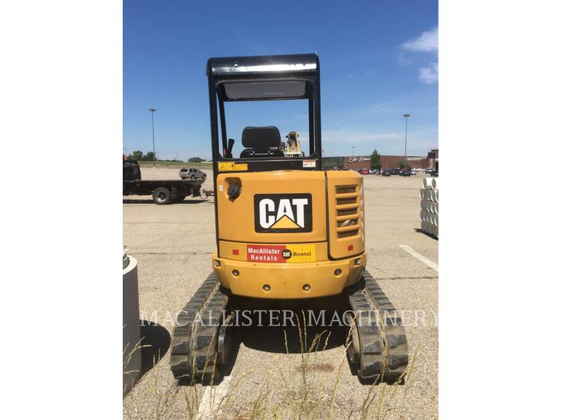 CATERPILLAR ESCAVADEIRAS 302.7DCR equipment  photo 3