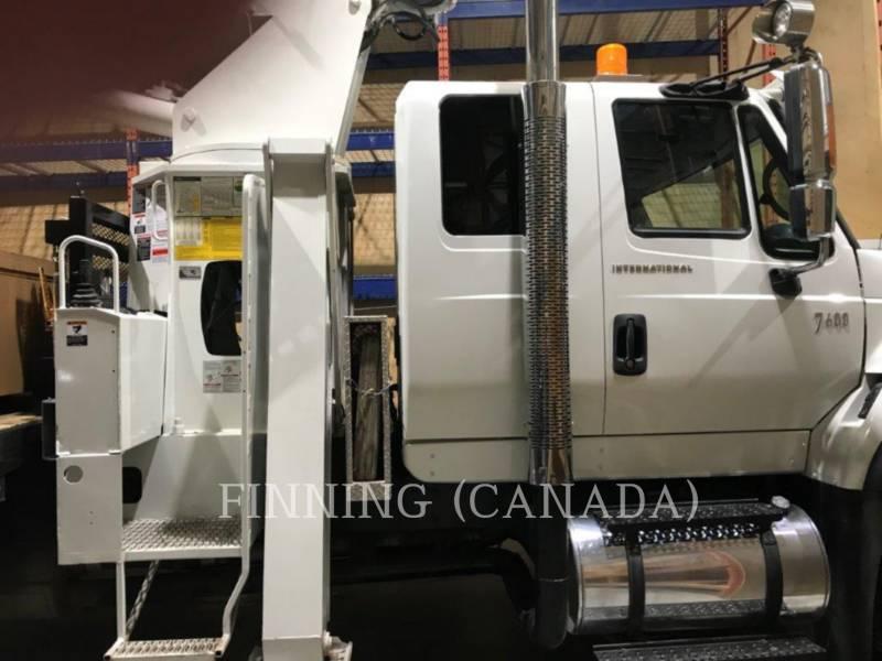 INTERNATIONAL TRUCKS ON HIGHWAY TRUCKS 7600 SBA 6X4 equipment  photo 5