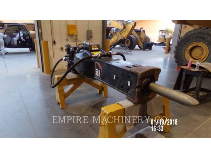 CATERPILLAR  HAMMER H120ES equipment  photo 1