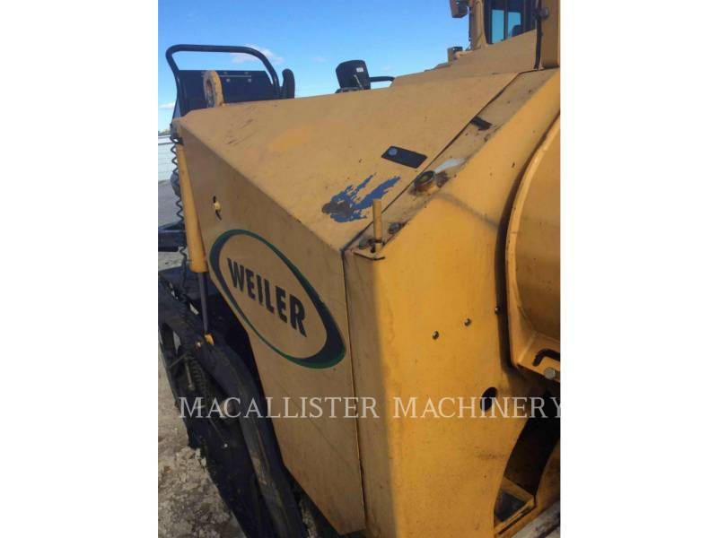 WEILER BETONIERE DE ASFALT P385 equipment  photo 19
