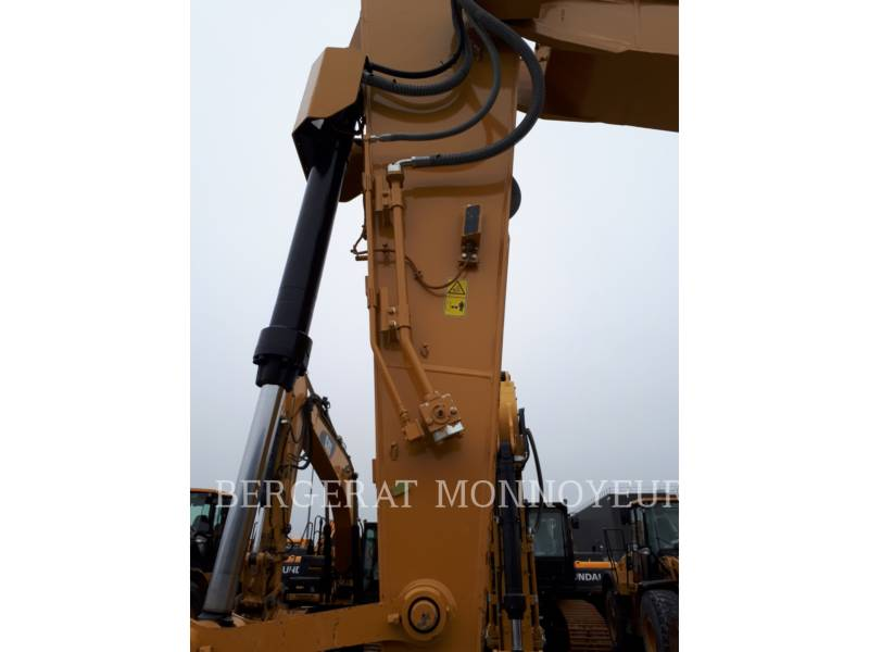 CATERPILLAR KETTEN-HYDRAULIKBAGGER 323E equipment  photo 9