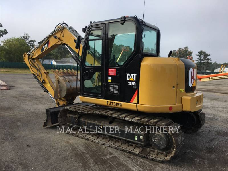 CATERPILLAR PELLES SUR CHAINES 308E2CRSB equipment  photo 3