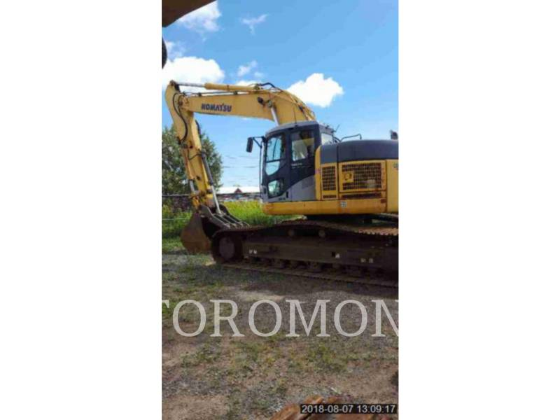 KOMATSU LTD. TRACK EXCAVATORS PC308USLC equipment  photo 5