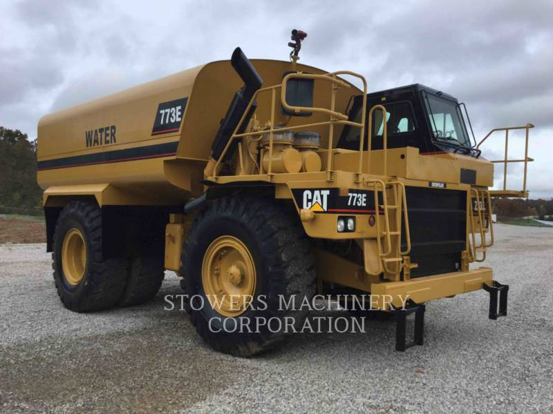 CATERPILLAR ARTICULATED TRUCKS 773E equipment  photo 1