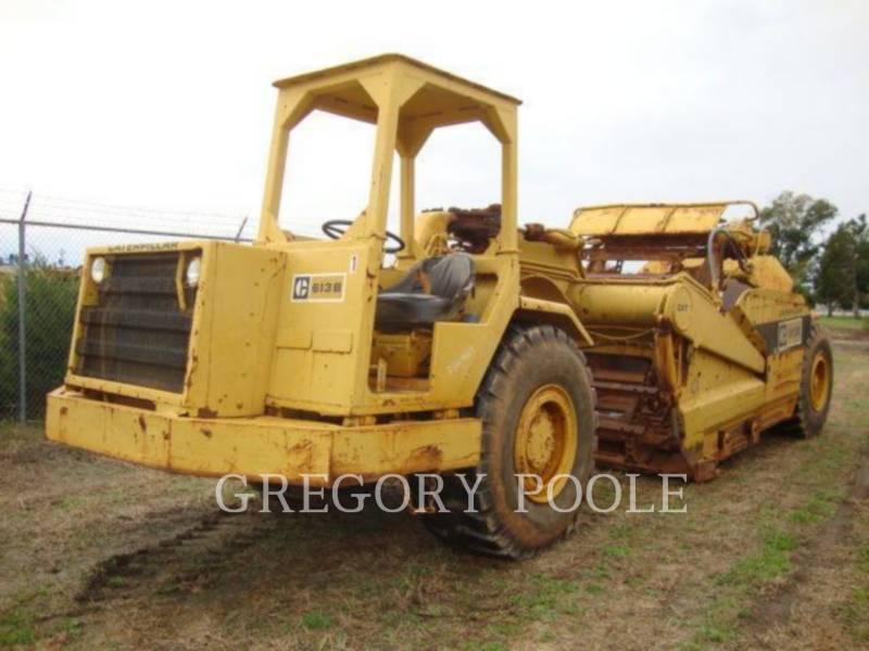 CATERPILLAR MOTOESCREPAS 613B equipment  photo 1