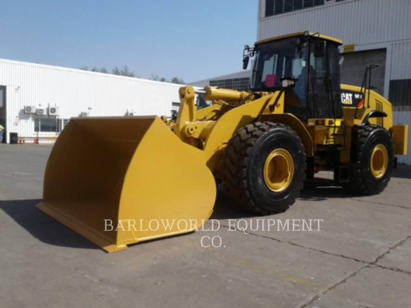 CATERPILLAR ホイール・ローダ/インテグレーテッド・ツールキャリヤ 966H equipment  photo 1