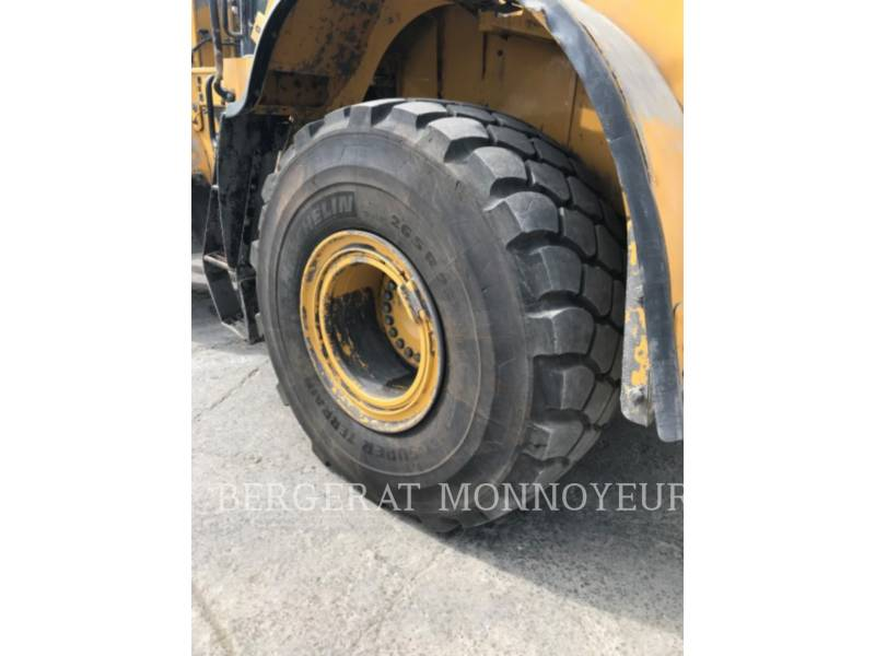 CATERPILLAR WHEEL LOADERS/INTEGRATED TOOLCARRIERS 972MXE equipment  photo 10