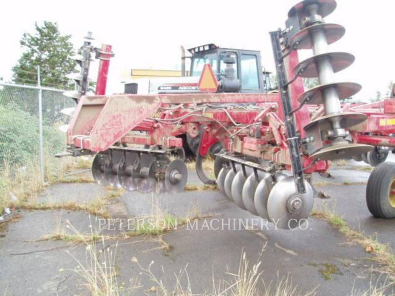 SUNFLOWER DISC AG TRACTORS SF4412-07 equipment  photo 5