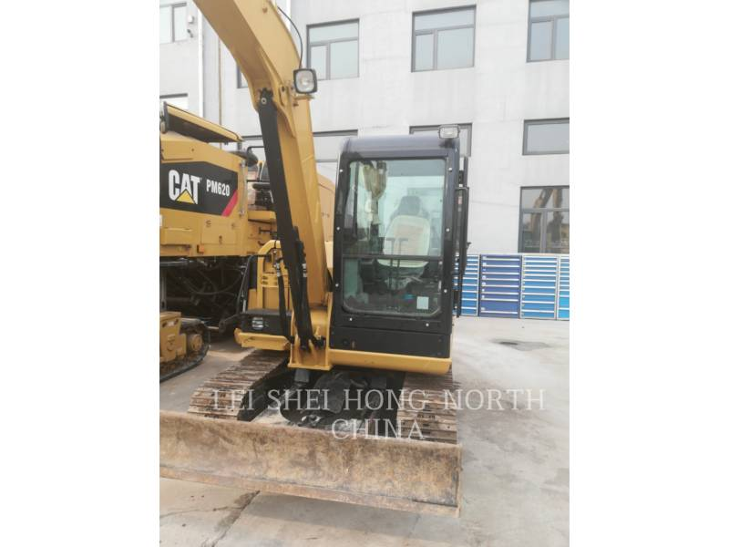 CATERPILLAR KETTEN-HYDRAULIKBAGGER 305.5E2 equipment  photo 13