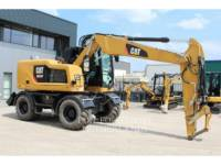 Equipment photo CATERPILLAR M314F EXCAVADORAS DE RUEDAS 1