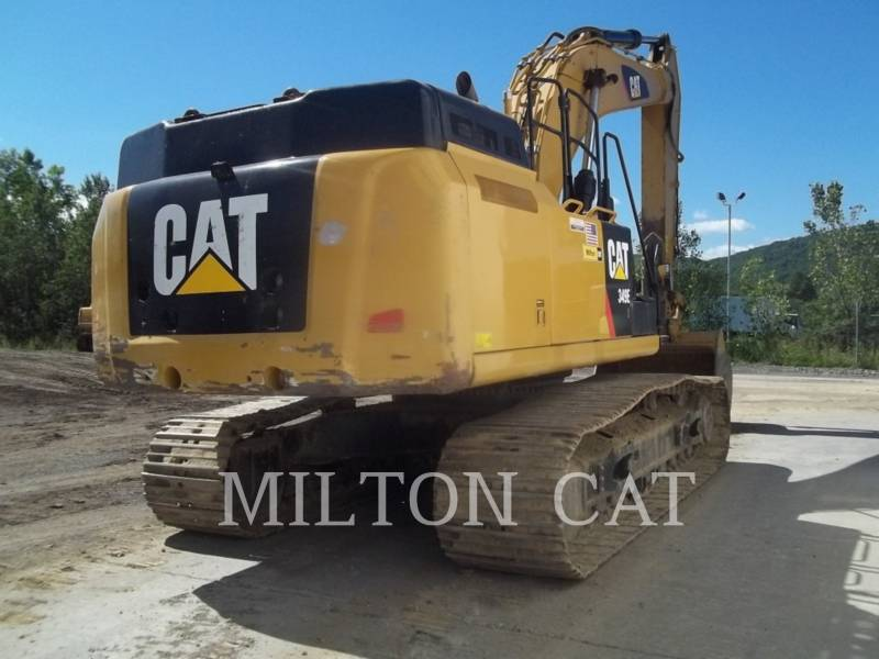 CATERPILLAR EXCAVADORAS DE CADENAS 349E L equipment  photo 4