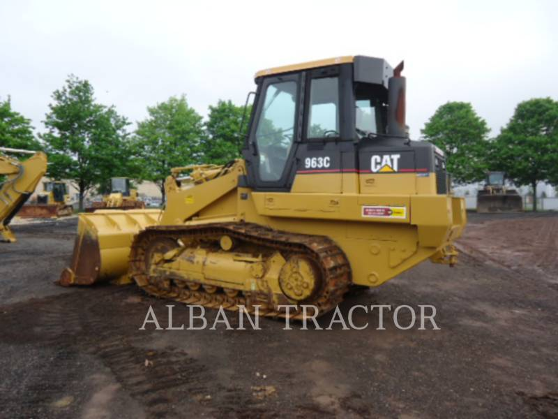 CATERPILLAR CHARGEURS SUR CHAINES 963C CAC equipment  photo 2