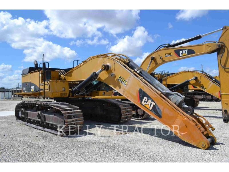 CATERPILLAR トラック油圧ショベル 374DL equipment  photo 4