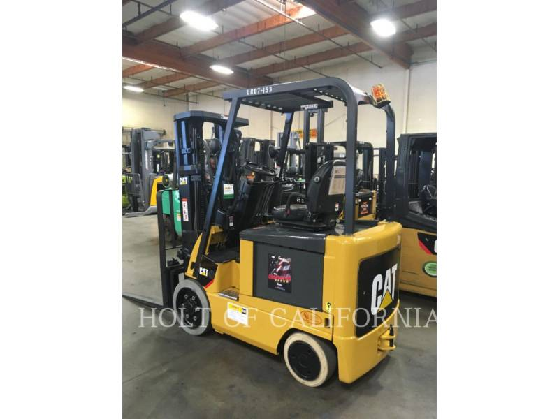 CATERPILLAR MITSUBISHI ELEVATOARE CU FURCĂ E5000 equipment  photo 1