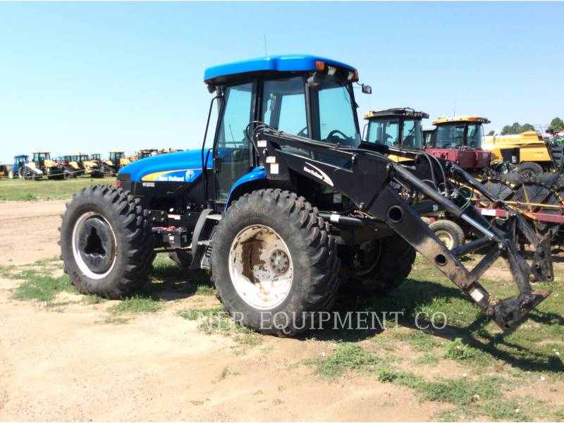 NEW HOLLAND LTD. TRACTORES AGRÍCOLAS TV145 equipment  photo 2