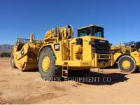 Equipment photo CATERPILLAR 631G WHEEL TRACTOR SCRAPERS 1