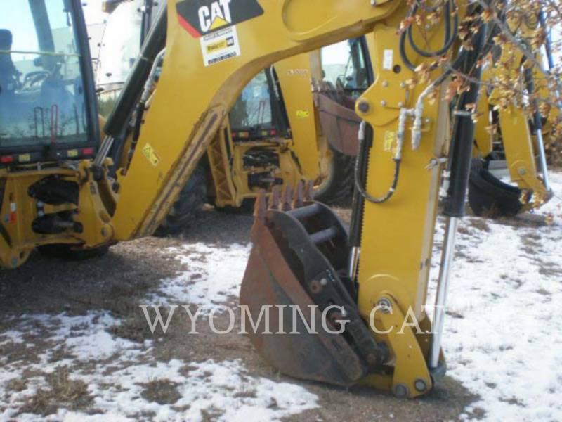 CATERPILLAR RETROESCAVADEIRAS 420F IT equipment  photo 7