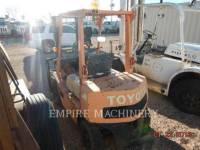 TOYOTA INDUSTRIAL EQUIPMENT FLECHE FORKLIFT equipment  photo 5