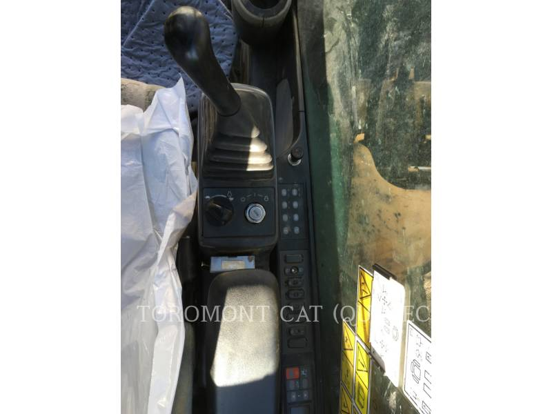 CATERPILLAR KETTEN-HYDRAULIKBAGGER 336DL equipment  photo 12