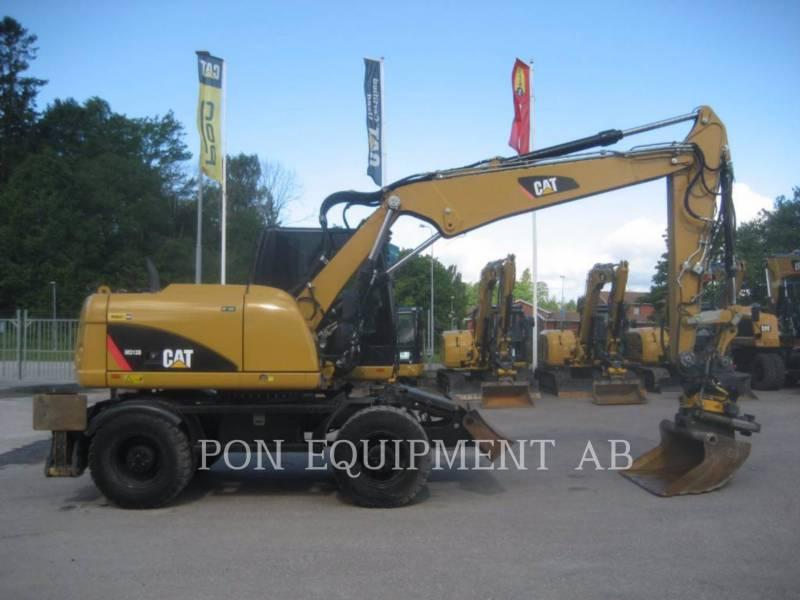 CATERPILLAR ESCAVADEIRAS DE RODAS M 313 D equipment  photo 2